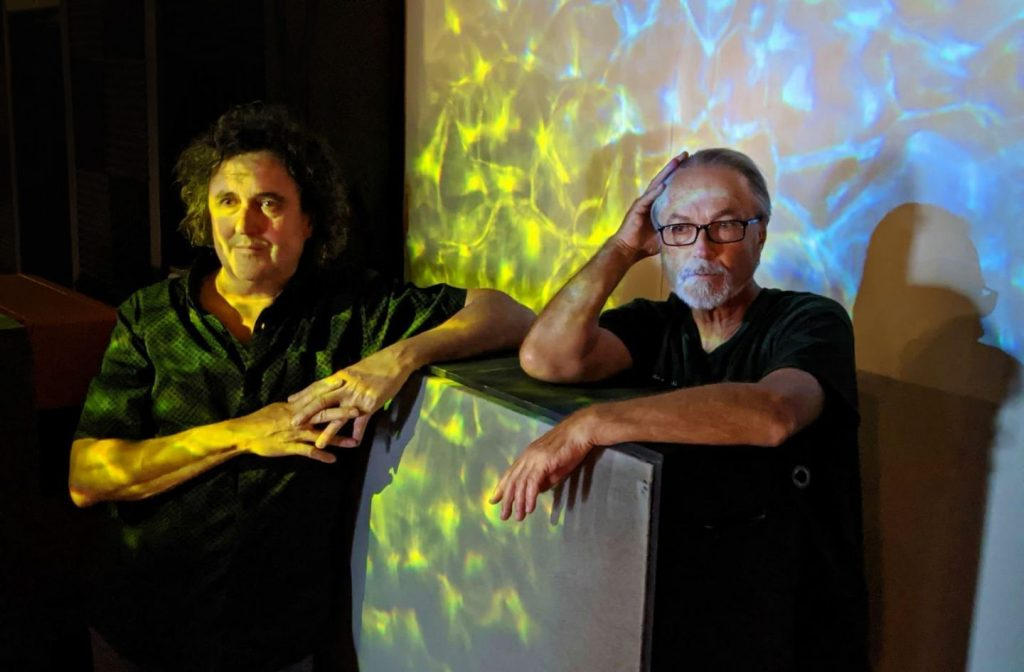 Steve Kilbey & Gareth Koch