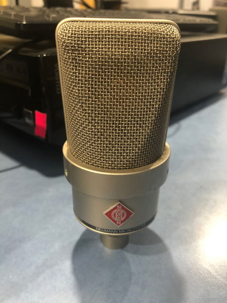 Tlm103 Billie Eilish Mic