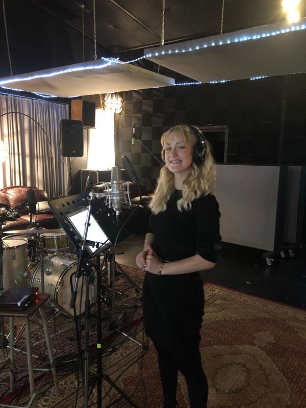 Veronika backing vocals