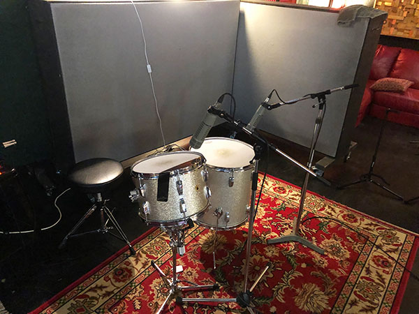 Percussion on Ludwig
