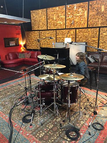 Cassady Drummer John