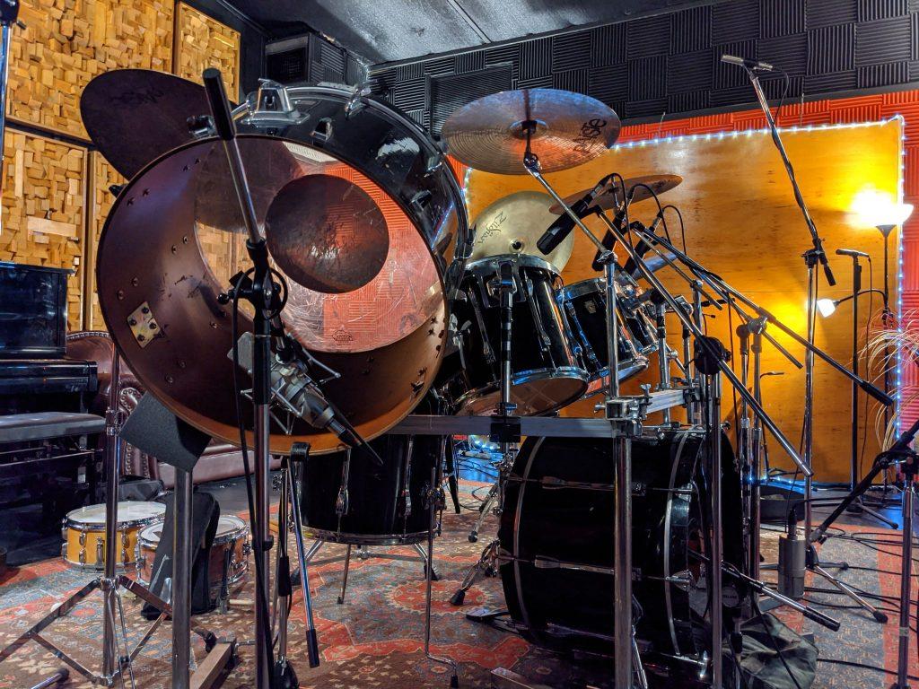 Tim Burcham - Drum Kit
