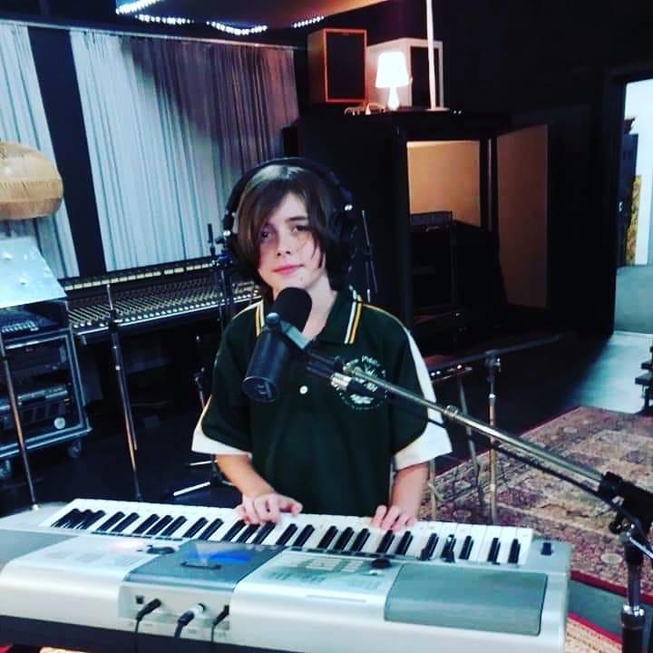 S.A.Tees keys at Damien Gerard Studios